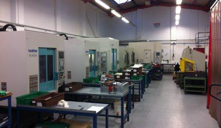 second operation machining